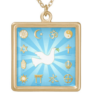 World of Peace Necklace