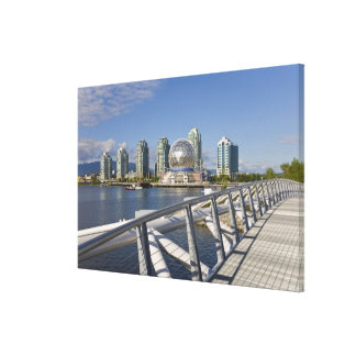 World of Science, Vancouver, British Columbia, 2 Gallery Wrapped Canvas