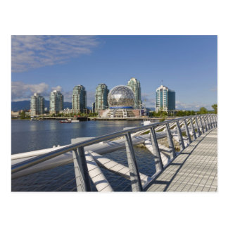 World of Science, Vancouver, British Columbia, 2 Postcard