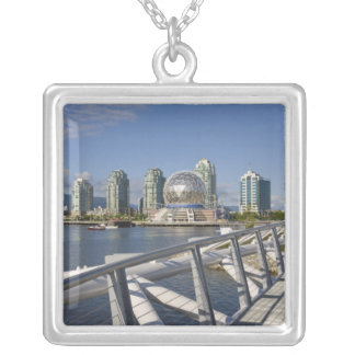 World of Science, Vancouver, British Columbia, 2 Silver Plated Necklace