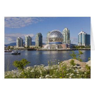 World of Science, Vancouver, British Columbia, Card