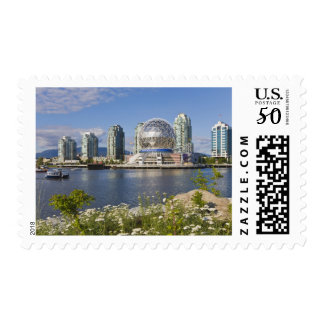 World of Science, Vancouver, British Columbia, Postage