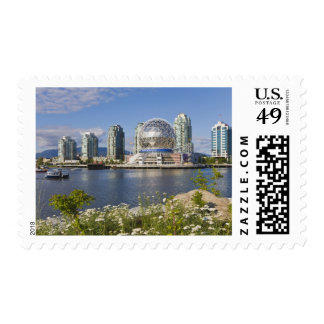 World of Science, Vancouver, British Columbia, Stamp