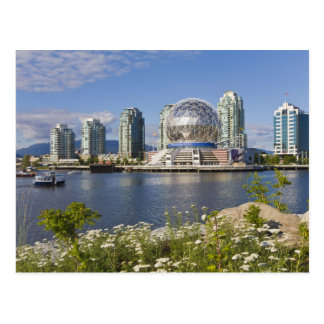 World of Science, Vancouver, British Columbia, Postcard