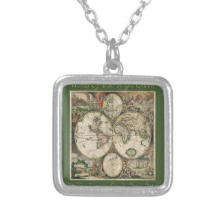 World Of The Royal Queen-Most Interesting Time Personalized Necklace