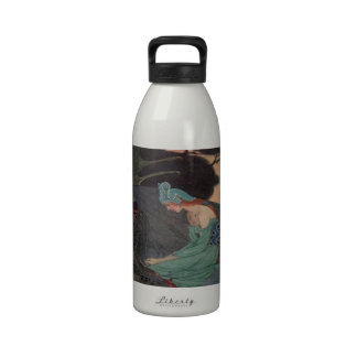 World Of the Royal Queen - Tool Tips Reusable Water Bottle