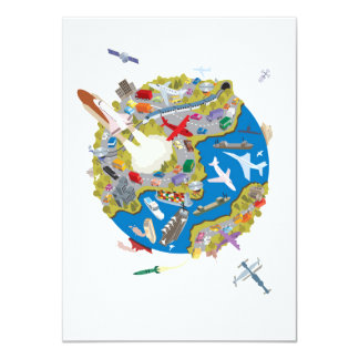World of Transportation Card
