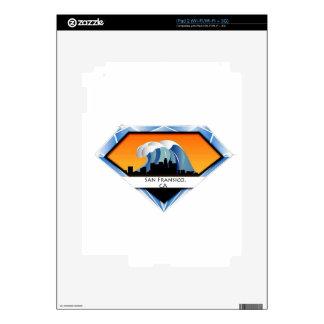 WORLD of Water: San Fransico,CA iPad 2 Decal