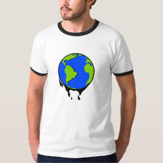 World Oil Color T-Shirt