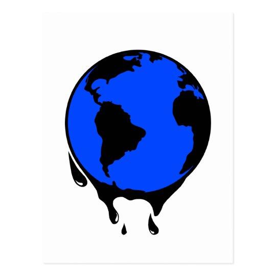 World Oil Postcard