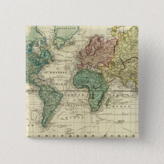 World on Mercators Projection Button