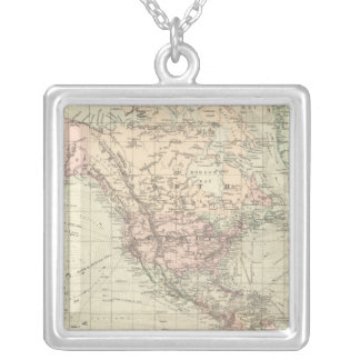 World on Mercator's Projection Jewelry