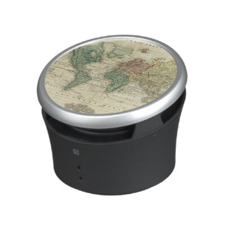World on Mercators Projection Speaker