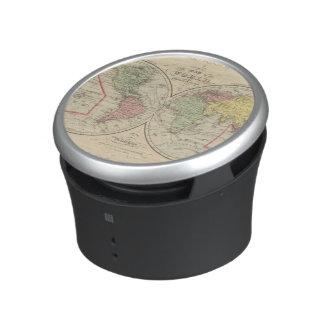 World on the Globular Projection Speaker