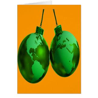 WORLD ORNAMENTS BY LIZ LOZ CARD