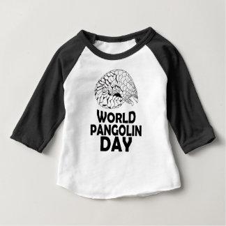 World Pangolin Day - 18th February Baby T-Shirt