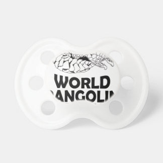 World Pangolin Day - 18th February Pacifier