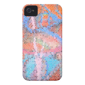 World Party Stained Glass Case-Mate iPhone 4 Case