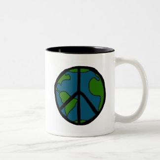 World Peace 1 Mug