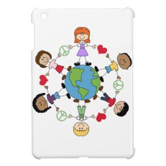 World Peace And Love iPad Mini Covers