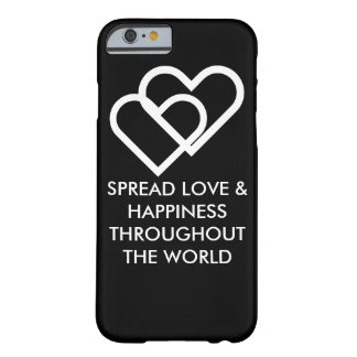 World Peace Barely There iPhone 6 Case