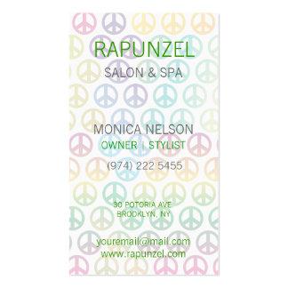 World Peace Business Card