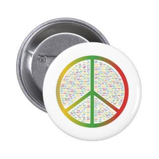 World Peace Button
