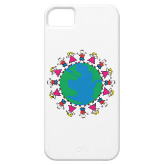 World Peace Children iPhone 5 Cases