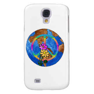 World Peace Colors Galaxy S4 Cover