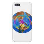 World Peace Colors Cases For iPhone 5