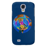 World Peace Colors Galaxy S4 Covers