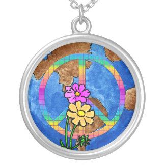 World Peace Colors Necklace