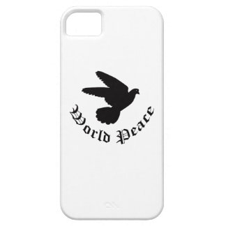 World Peace Day iPhone SE/5/5s Case