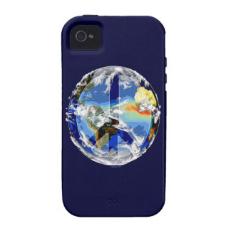 World Peace iphone 4 Vibe Case-Mate iPhone 4 Case