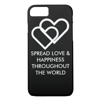 World Peace iPhone 8/7 Case