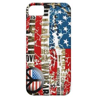 World Peace iPhone SE/5/5s Case