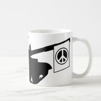 World Peace! Not War Coffee Mug