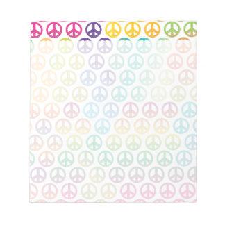World Peace Notepad