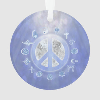 World Peace Ornament
