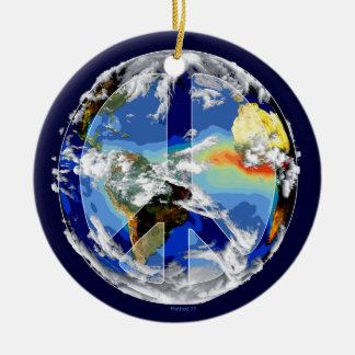 World Peace Ornaments