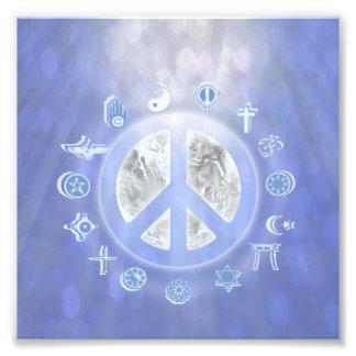 World Peace Photo Print