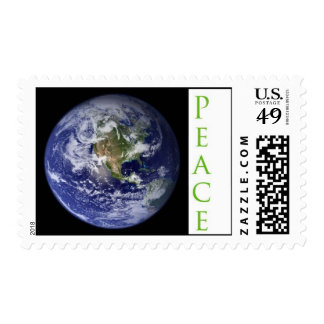 World Peace Stamp