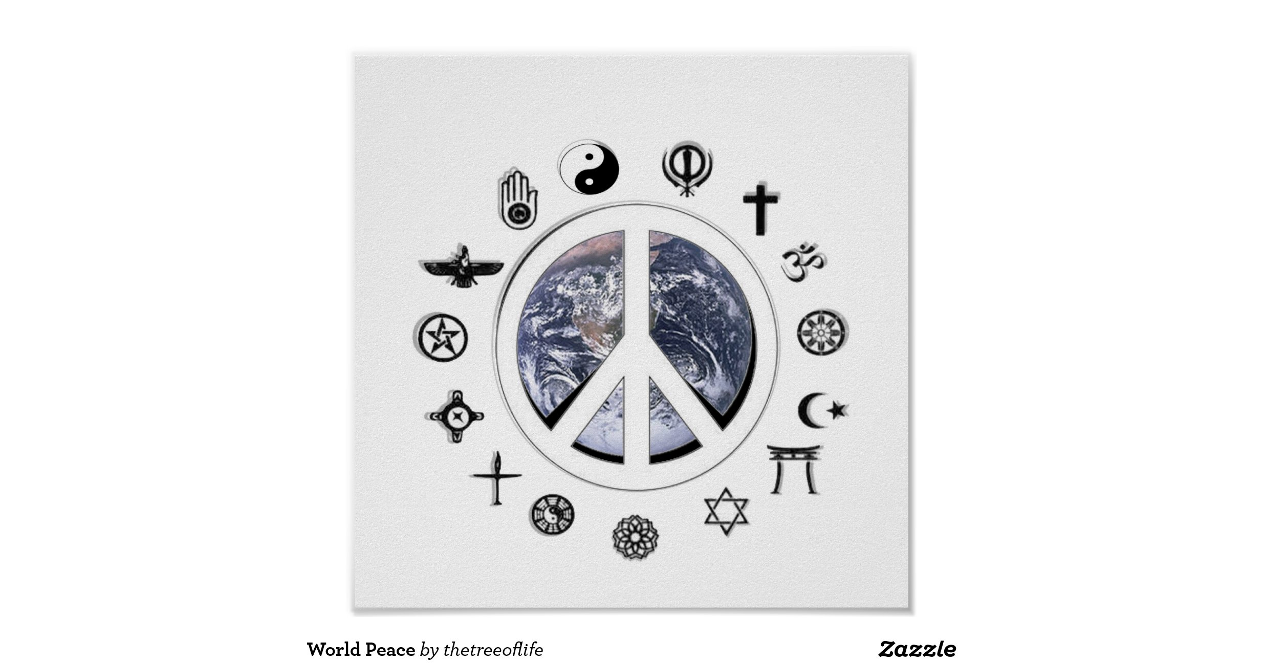 Peace Poster Ideas For Kids