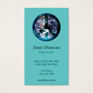 World Peace Profile Card