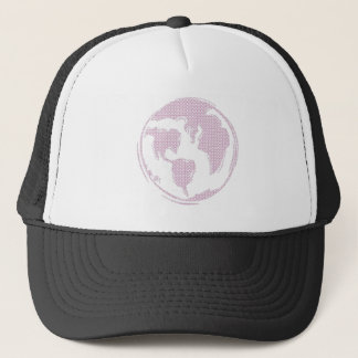 World Peace (Purple) Trucker Hat