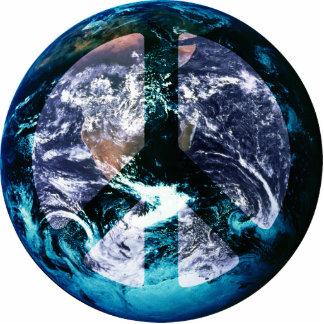 World Peace Statuette