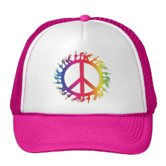World Peace Trucker Hat