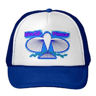 World Peace Trucker Hat