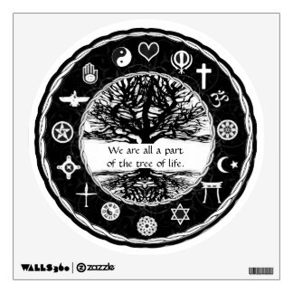 World Peace Wall Sticker