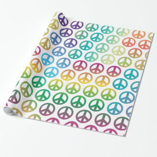 World Peace Gift Wrapping Paper